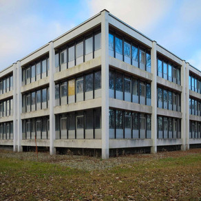 Defence Command: Abandoned military headquarters in Denmark