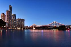 Story Bridge - Brisbane, Australia