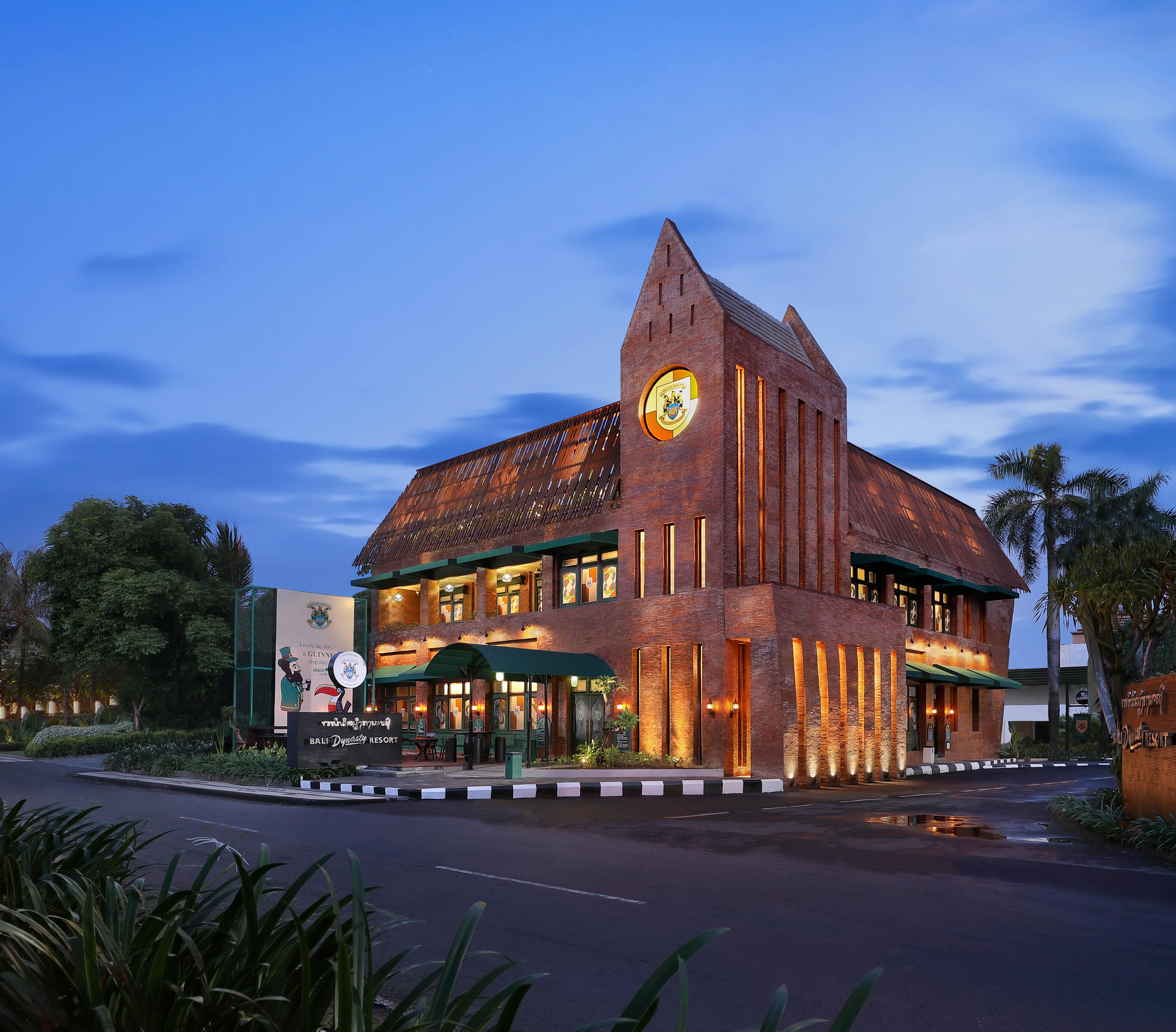 Gracie Kelly's Bali