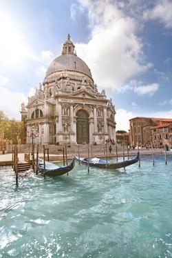 Basilica Santa Maria, Venice, Italy