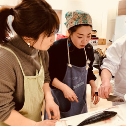 料理教室の開催