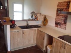 petite cuisine ouverte