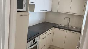 """Comment aménager une """"cuisine couloir"""" d'appartement ?"""