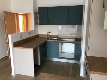 Aménager un coin cuisine dans un appartement