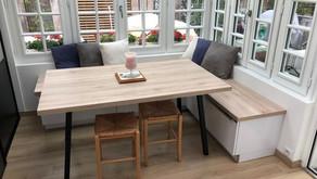 Comment transformer une cuisine couloir en cuisine lumineuse et agréable ?
