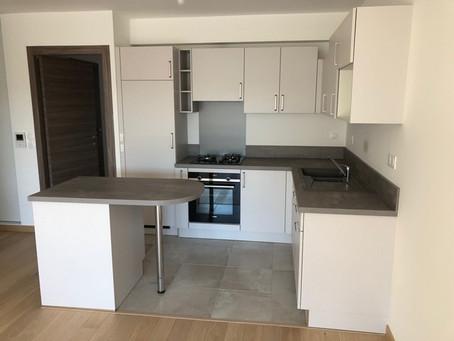Aménagement de cuisine petit espace