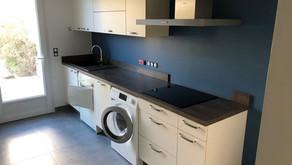 Comment aménager une cuisine autour d'éléments déjà existant ?