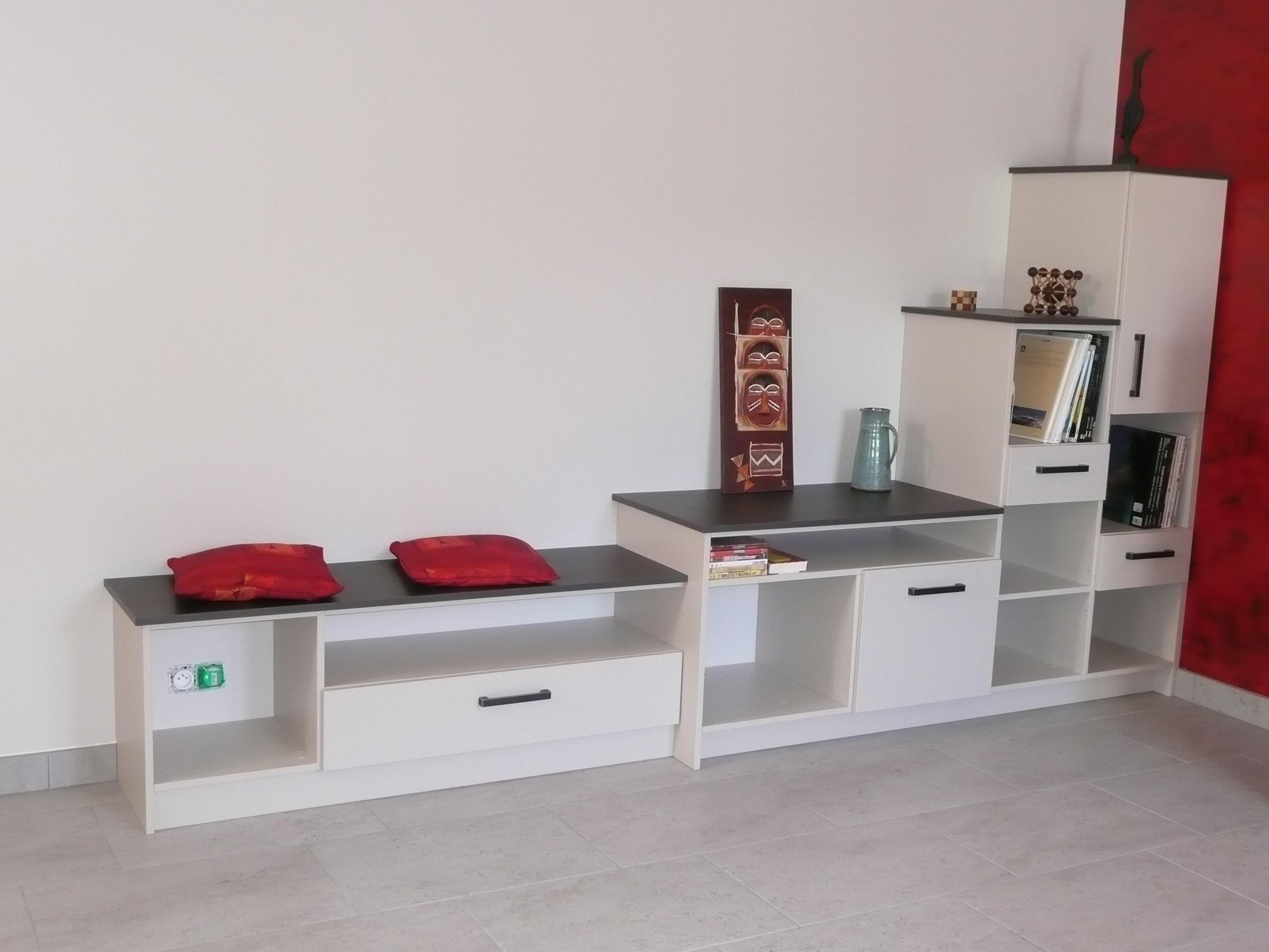Petit meuble salon