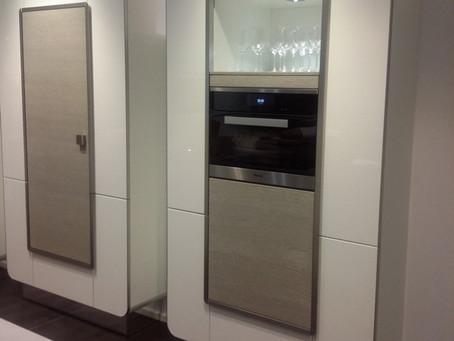 Aménagement de cuisine moderne - cuisine ouverte