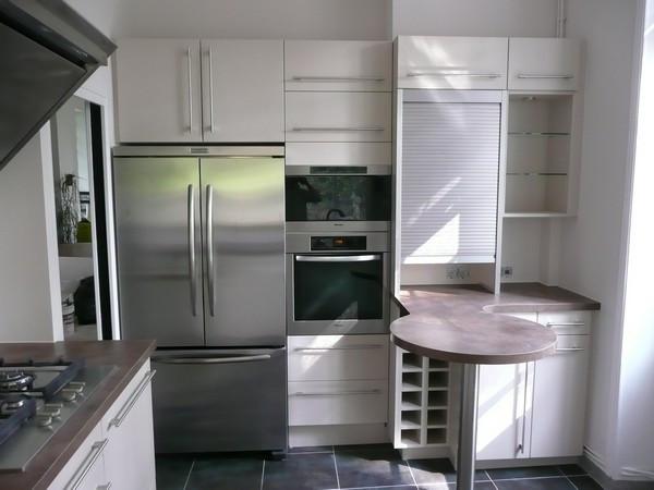meubles de cuisine fermée _ cuisine équipee _ Saint- Nazaire