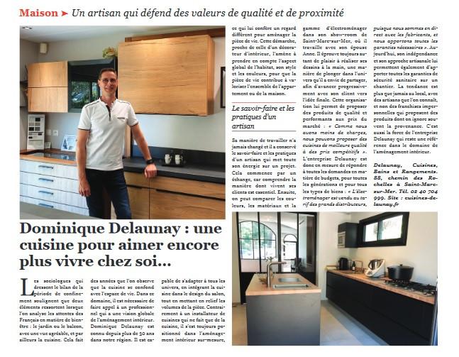cuisiniste Saint-Nazaire _ cuisiniste La Baule_ cuisiniste Guérande