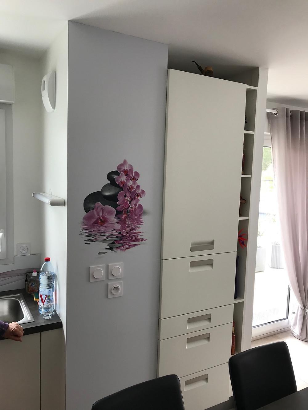 crédence de cuisine _ amenagement de cuisine Saint Nazaire _ La Baule _ Guérande