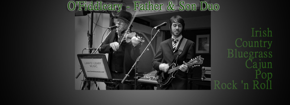 Ofiddleary Irish Duo