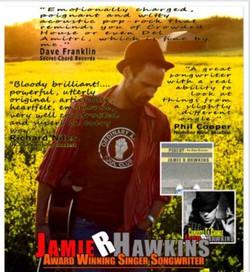 Jamie Hawkins Singer/Songwriter