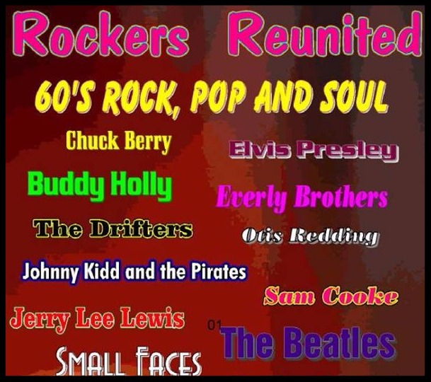 Rockers Reunited Band