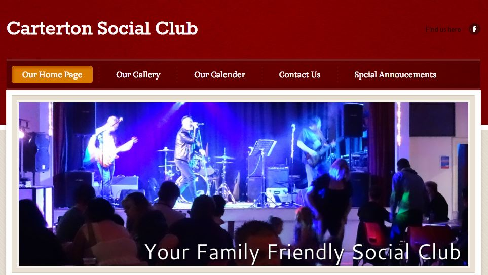 Carterton Social Club