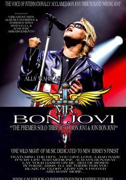 MR Bon Jovi - Solo LIVE & UNPLUGGED acou