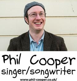 Phil Cooper Singer/Songwriter