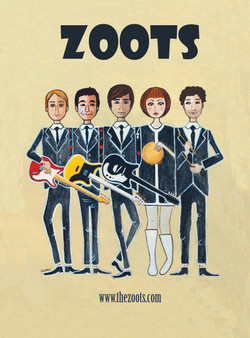The Zoots Band in Swindon