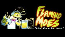 Flaming Moe's Band