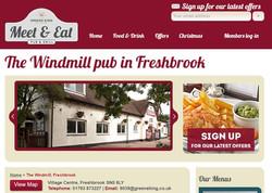 Windmill Pub Freshbrook Swindon