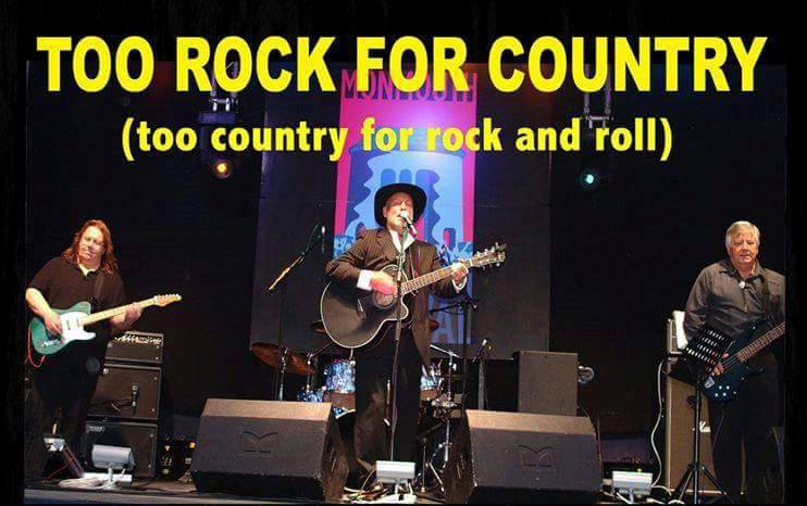 Too Rock For Country