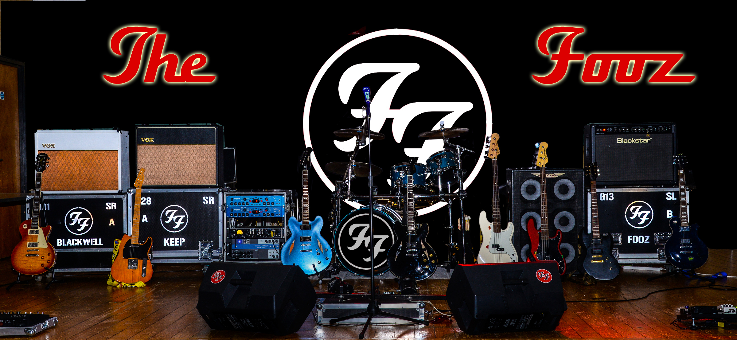 Foo Fighters Tribute - The Fooz