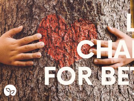 Let's change together