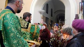 Праздничное богослужение в г. Осташкове
