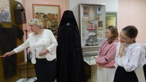 25 апр. экскурсия воскресной школы храма п. Селижарово в музей