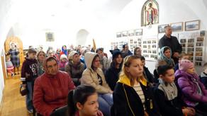 Пасхальный концерт воскресной школы храма св. ап. Петра и Павла п. Селижарово 2 мая