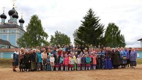 Сегодня Кравотынь посетил митрополит Тверской и Кашинский Амвросий.