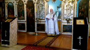 Казанский Храм в Верхних Котицах