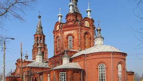 Храм Вознесения Господня г. Осташков