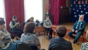 Встреча с православным кризисным психологом Михаилом Игоревичем Хасьминским в г. Кувшиново