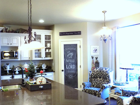 Christmas Home Tour #2 The Branson's