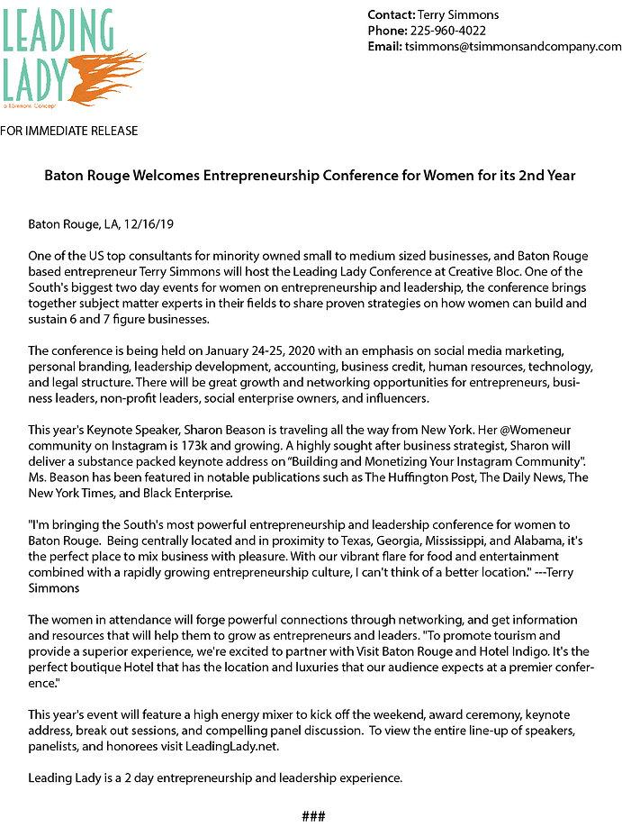 Leading Lady Press Release.jpg