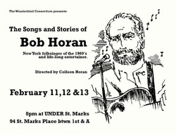 The Songs and Stories of Bob Horan​