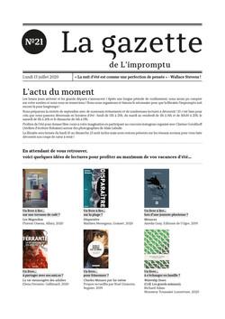 Gazette n°21