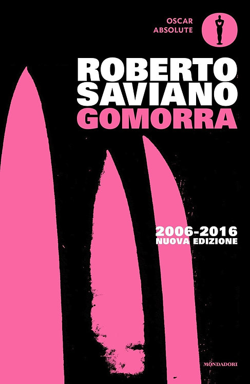 Gomorra, Roberto Saviano