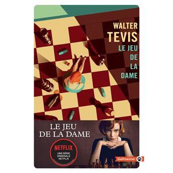 Le jeu de la dame, Walter Tevis