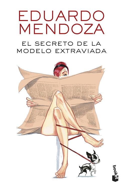 El secreto de la modelo extraviada, Eduardo Mendoza