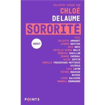 Sororité, Chloé Delaume