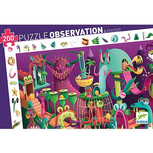 Puzzle observation : Dans un jeu vidéo [200 pièces]