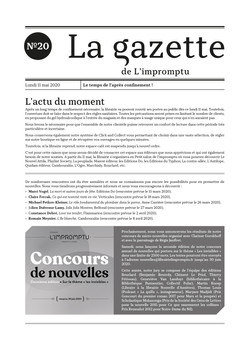 Gazette n°20