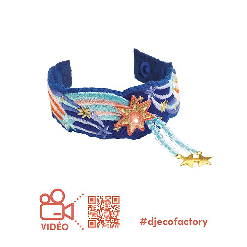Factory : art + technology : Bracelets lumineux