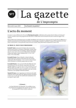 Gazette n°7