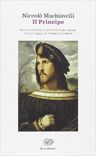 Il Principe, Niccolò Machiavelli