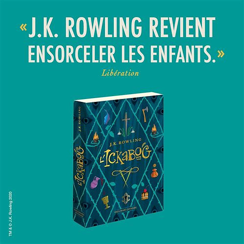 L'Ickabog, J. K. Rowling