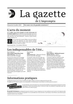 Gazette n°11